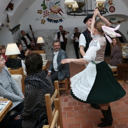 Slovak dancers